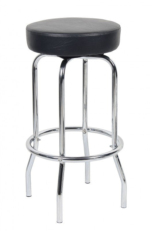 Black Caressoft Plus Stool