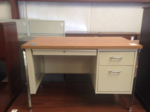 Office Source Metal Desk
