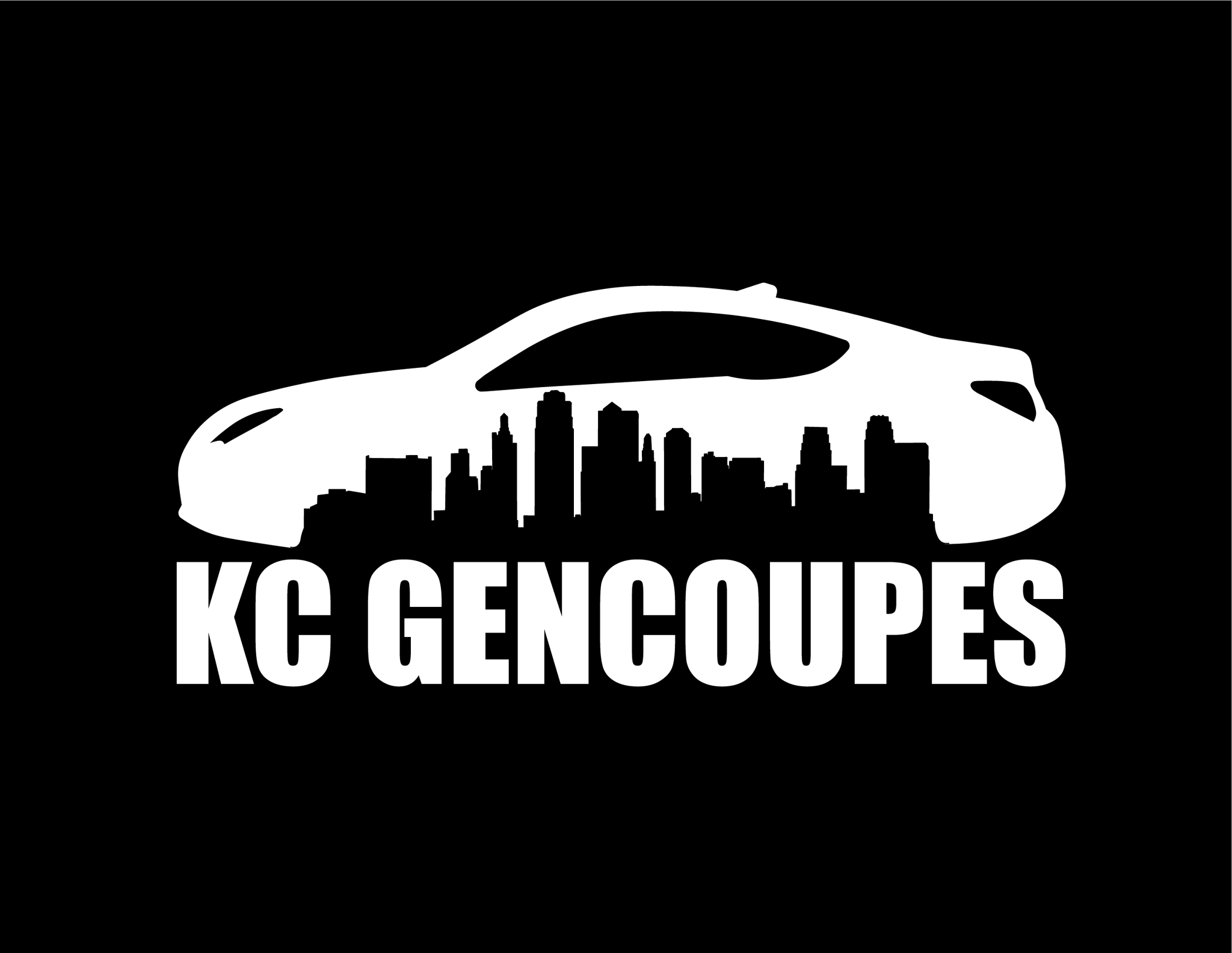 KC GenCoupes Decal