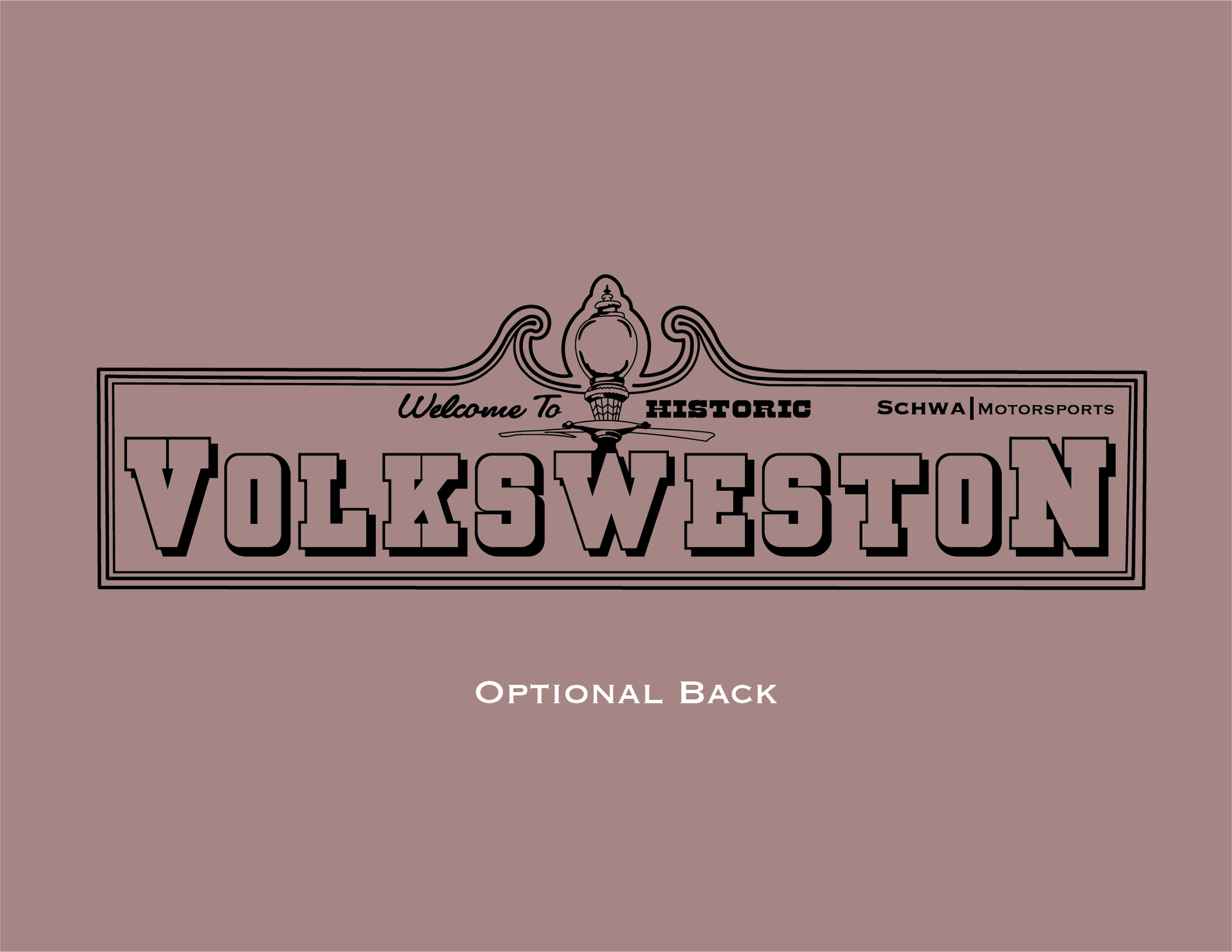 VolksWeston 2018 Show Multi Color T-Shirt