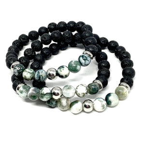 "THE ""GROUNDING"" MALA BRACELET"