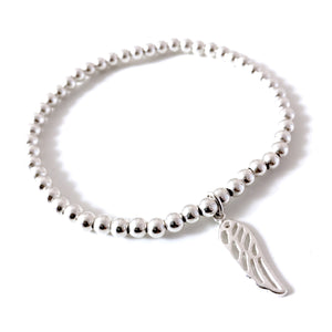 "THE ""GUARDIAN"" STERLING SILVER BRACELET"