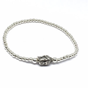 "THE ""TRANQUILITY"" STERLING SILVER BRACELET"