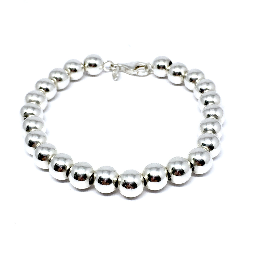 "THE ""QUEEN"" STERLING SILVER BRACELET"