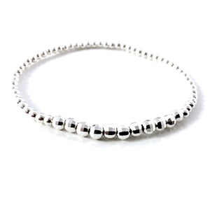 "THE ""GRACE"" STERLING SILVER BRACELET"