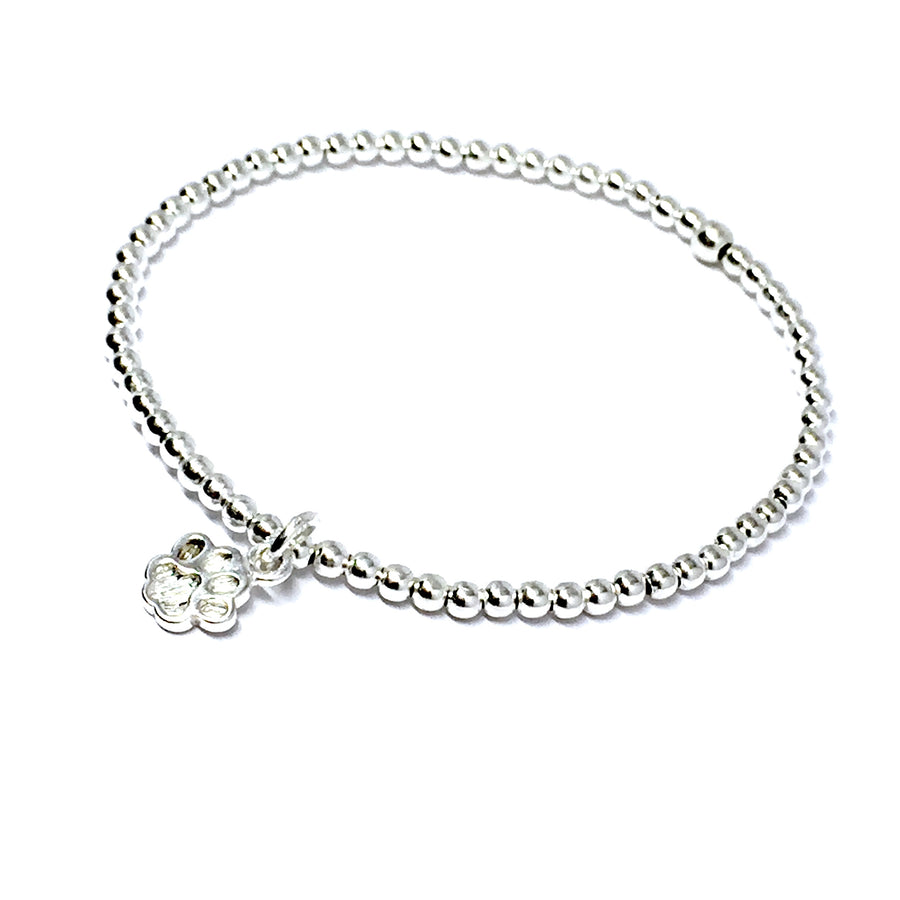 "THE ""MY DOG"" STERLING SILVER BRACELET"