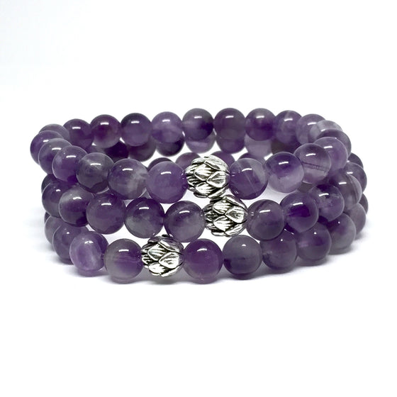 "THE ""PURITY"" MALA BRACELET"