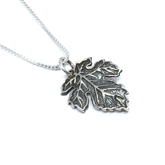 The Classic Canadian Maple Leaf Necklace