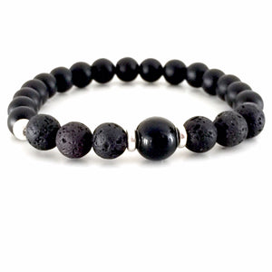 "THE ""JAXSON"" LAVA BRACELET"