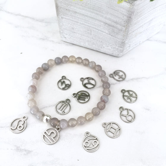 "THE ""ASTROLOGICAL"" MALA BRACELET"