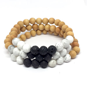 "THE ""SURF'S UP"" MALA BRACELET"