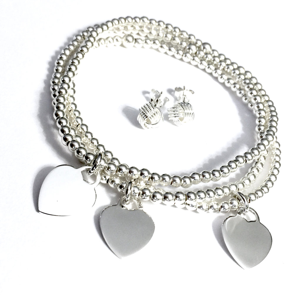 LOVERS STERLING SILVER GIFT PACK