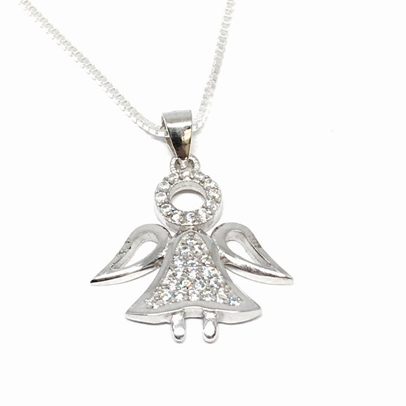 My Little Angel Necklace