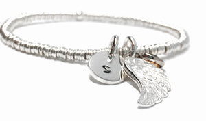 My Angel, My Love Custom Bracelet