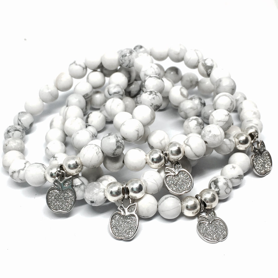 "THE ""INSPIRE"" TEACHER MALA BRACELET"