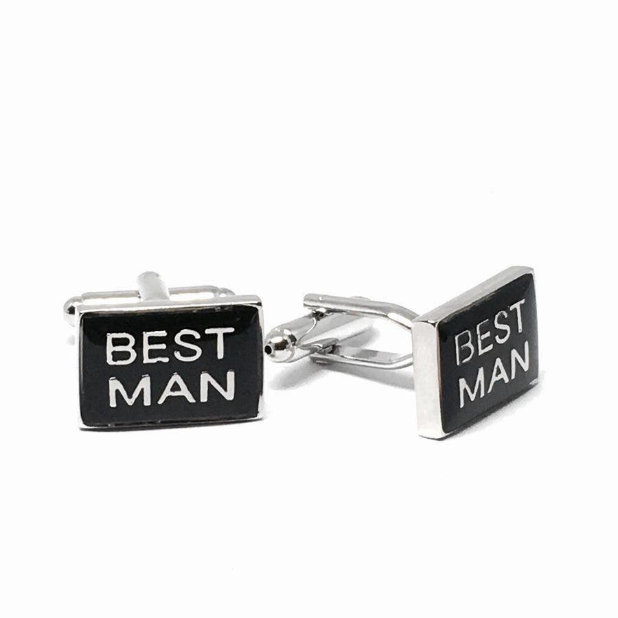 Cuff Links - Best Man Wedding