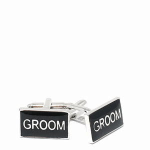 Cuff Links - Groom Wedding