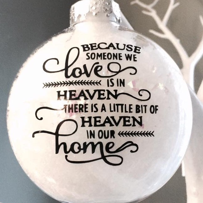 Heaven Holiday Ornament