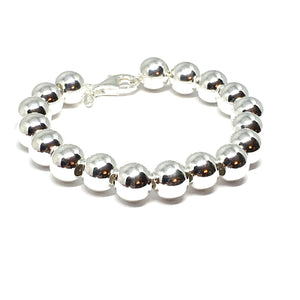 "THE ""ROYAL"" STERLING SILVER BRACELET"