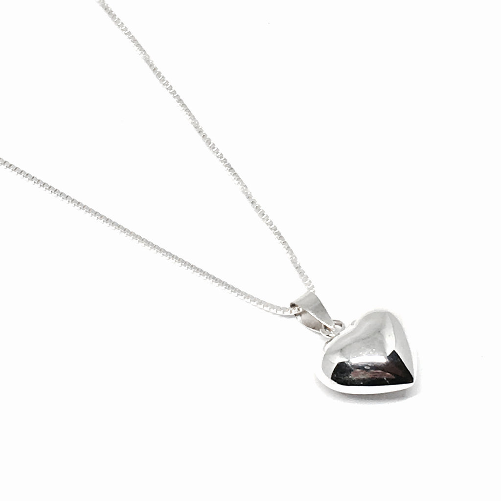 The Classic Heart Necklace