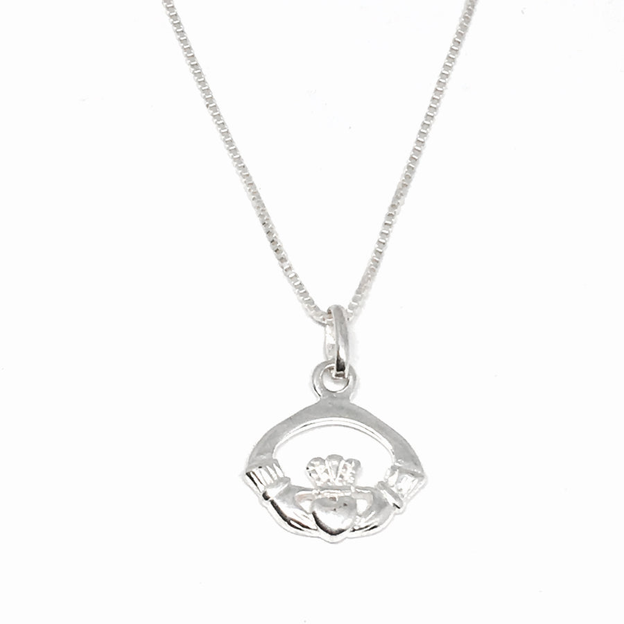 Irish Claddagh Necklace