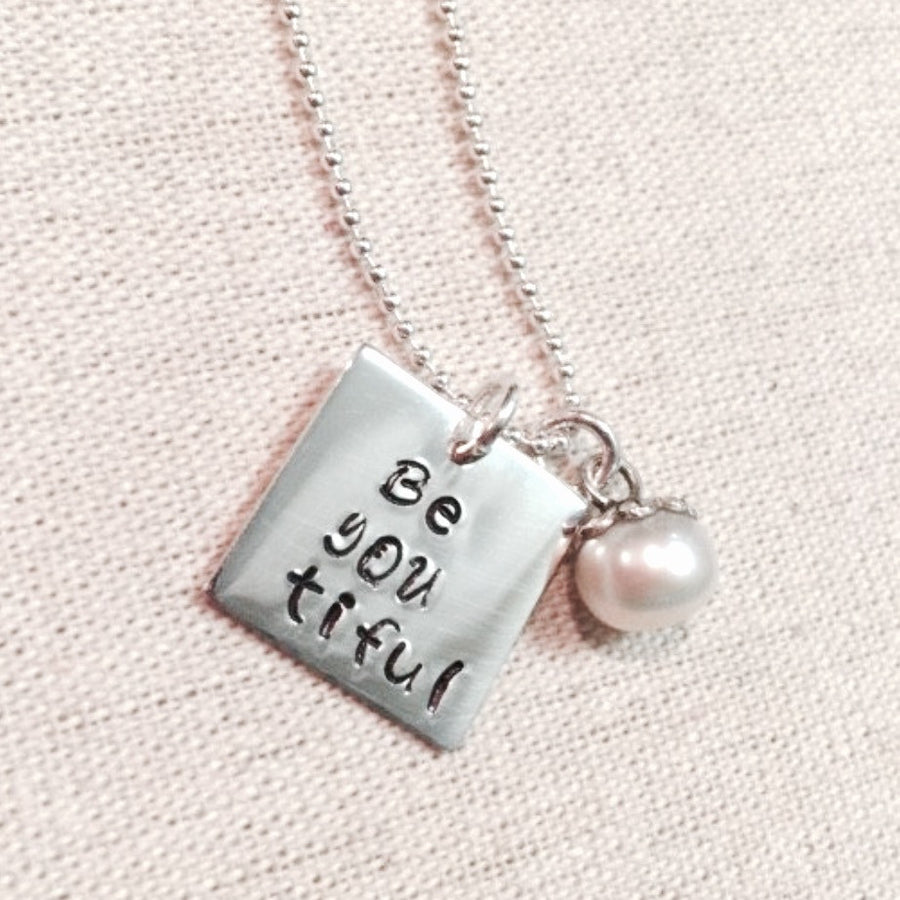 Be you tiful necklace