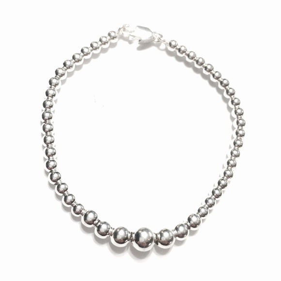 "THE ""PRINCESS"" STERLING SILVER BRACELET"