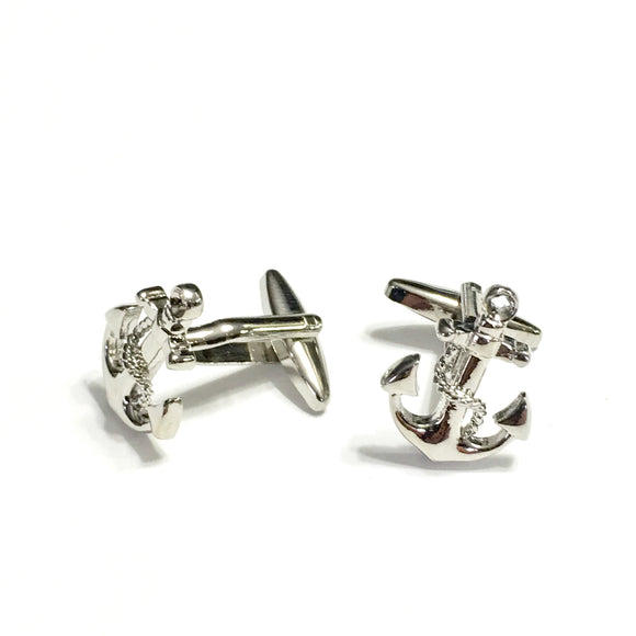 Cuff Links - Anchors
