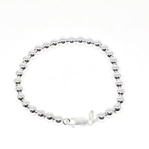 "THE ""GRAND"" STERLING SILVER BRACELET"