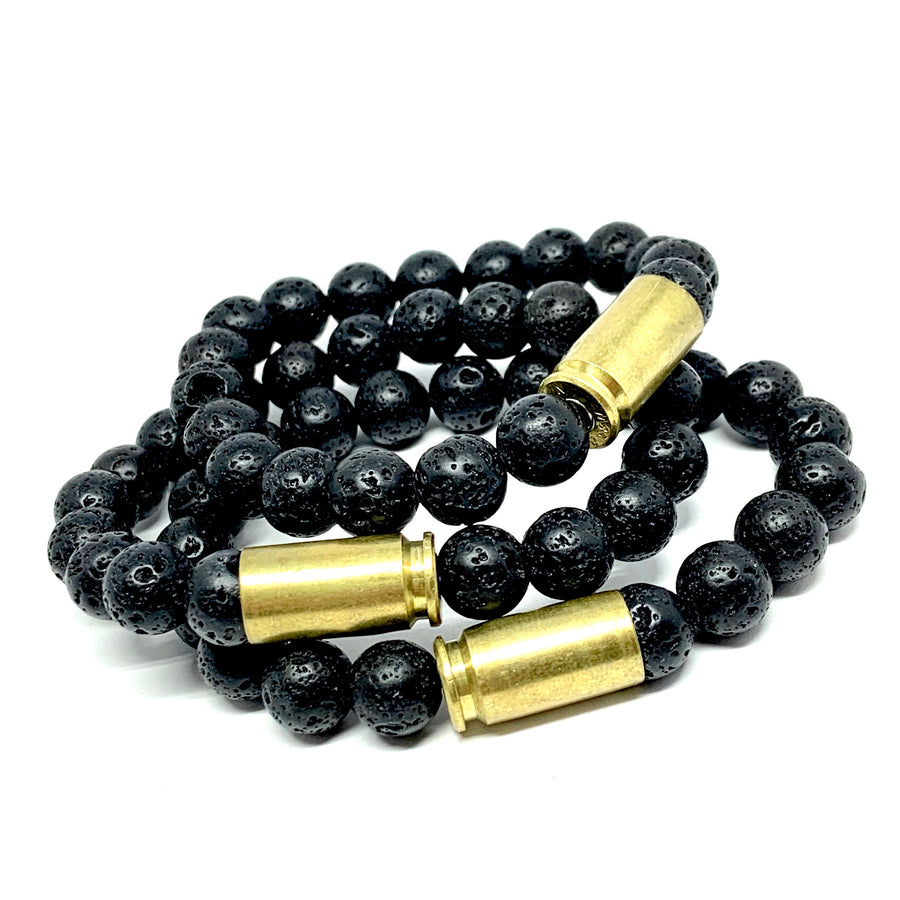 "THE ORIGINAL ""BULLETPROOF"" UNISEX MALA BRACELET"