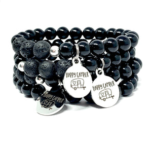 THE HAPPY CAMPER MALA BRACELET