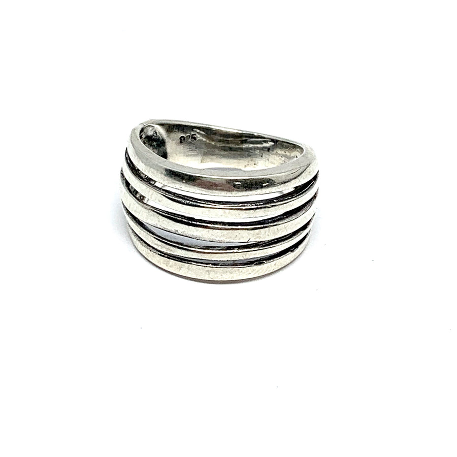 THE FINLEY STERLING SILVER RING