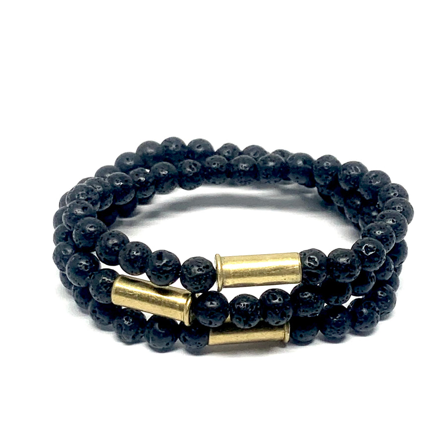 "THE ORIGINAL MINI ""BULLETPROOF"" UNISEX MALA BRACELET"