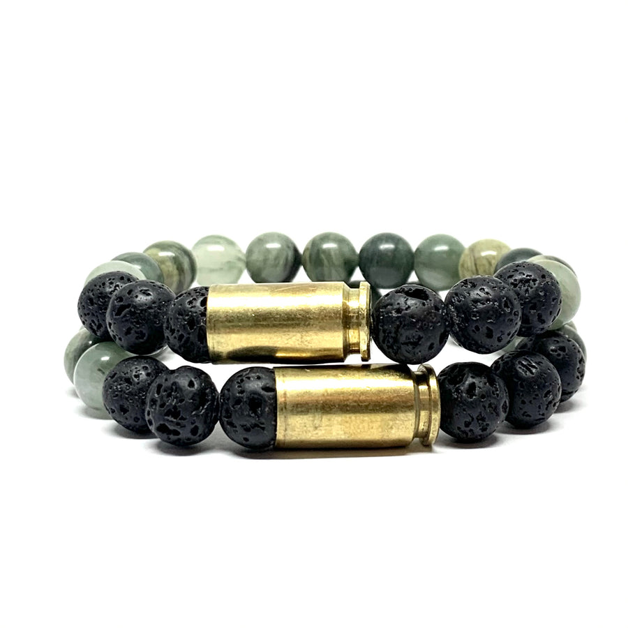 THE HONOUR BULLETPROOF UNISEX MALA BRACELET