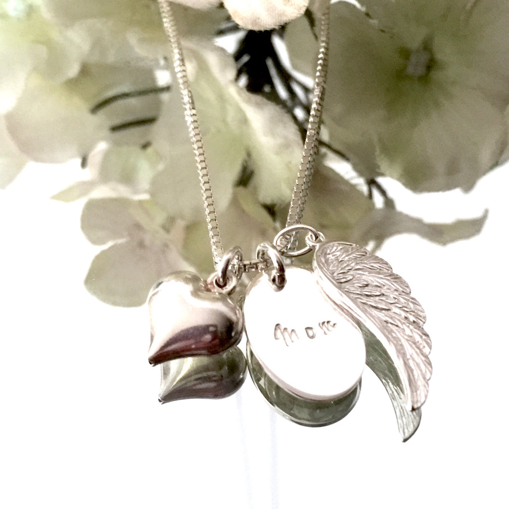 My Angel, My Love Custom Necklace