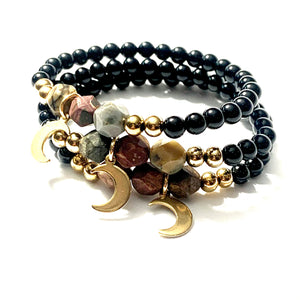 THE LUNA (MOON) MALA BRACELET