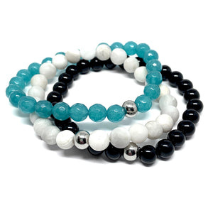 SIGNATURE STONE MALA BRACELET DIY TAKE HOME KIT