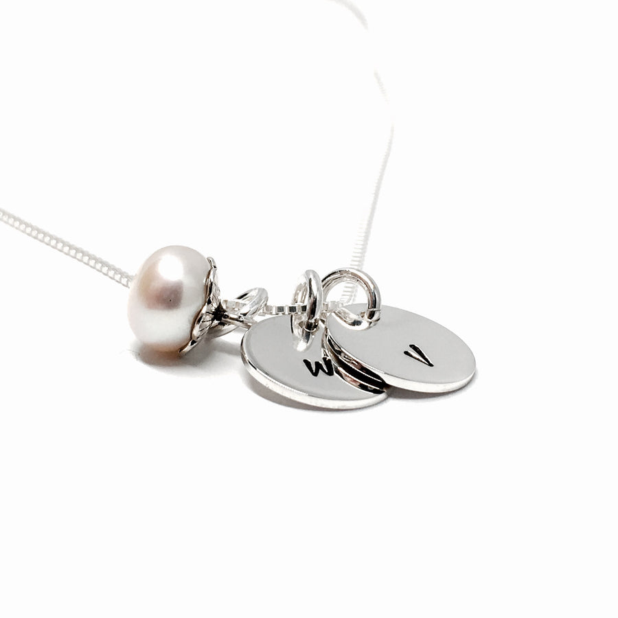 Simply Perfect Custom Pearl Necklace