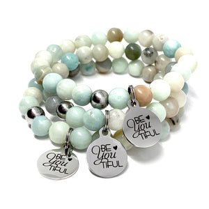 "THE BE ""YOU"" TIFUL MALA BRACELET"