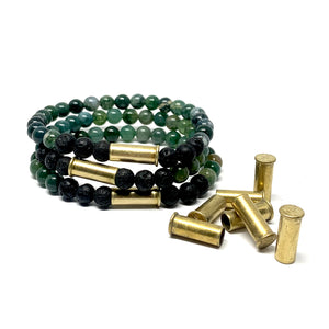 THE MINI HONOUR BULLETPROOF UNISEX MALA BRACELET