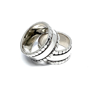 THE HENLEY STERLING SILVER RING