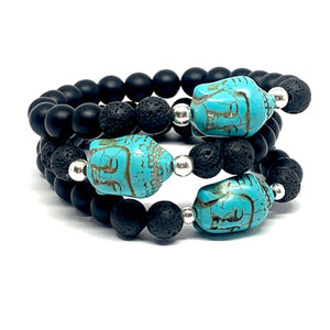 "THE ""BUDDHA"" MALA BRACELET"