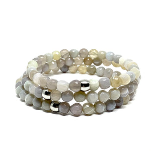 THE STRENGTH MALA BRACELET