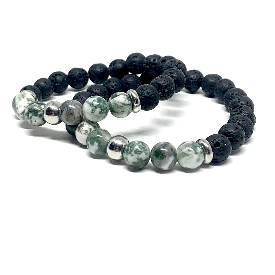 "THE ""OUTDOORSY"" MALA BRACELET"