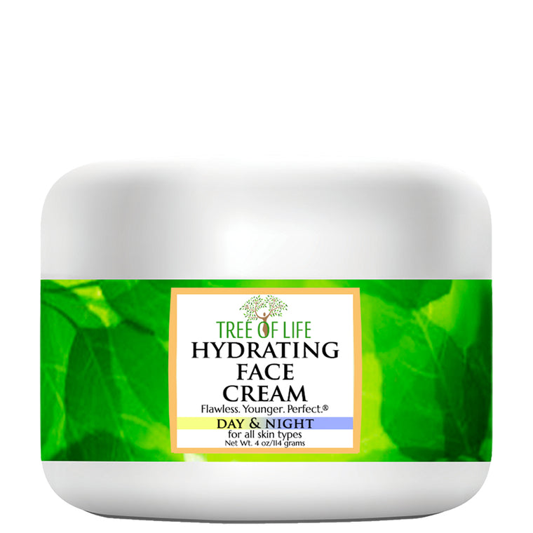Tree of Life Beauty Hydrating Face Cream Day and Night