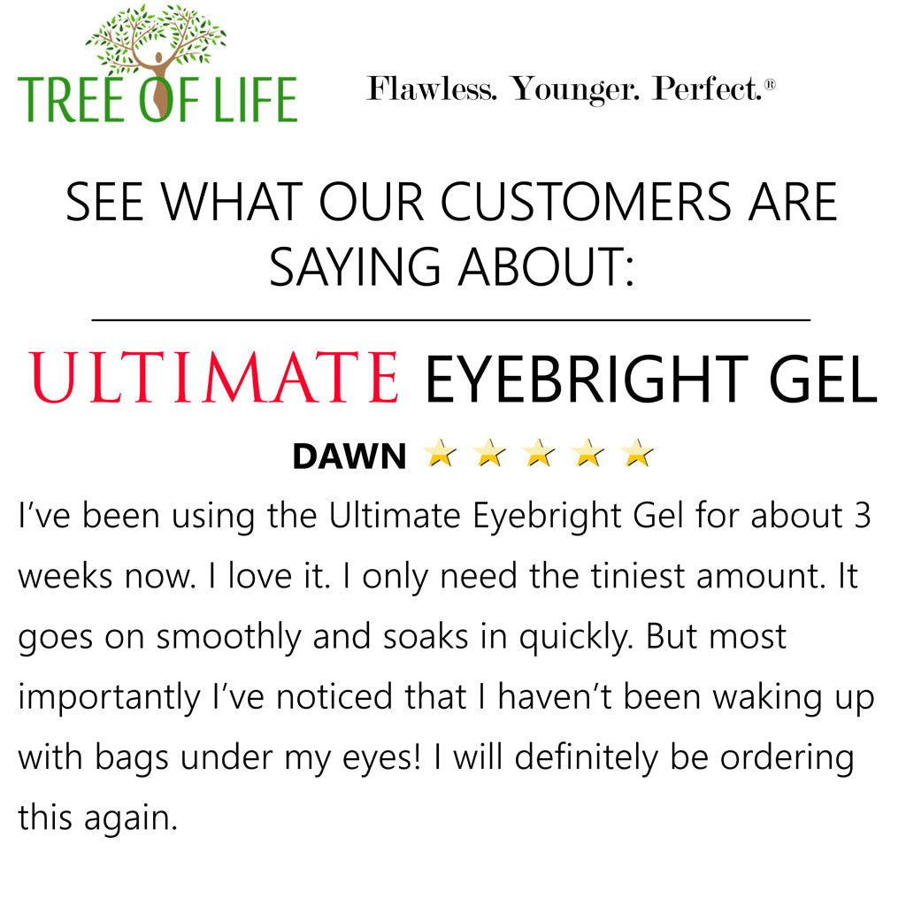 Tree of Life Beauty Ultimate Eyebright Gel Review
