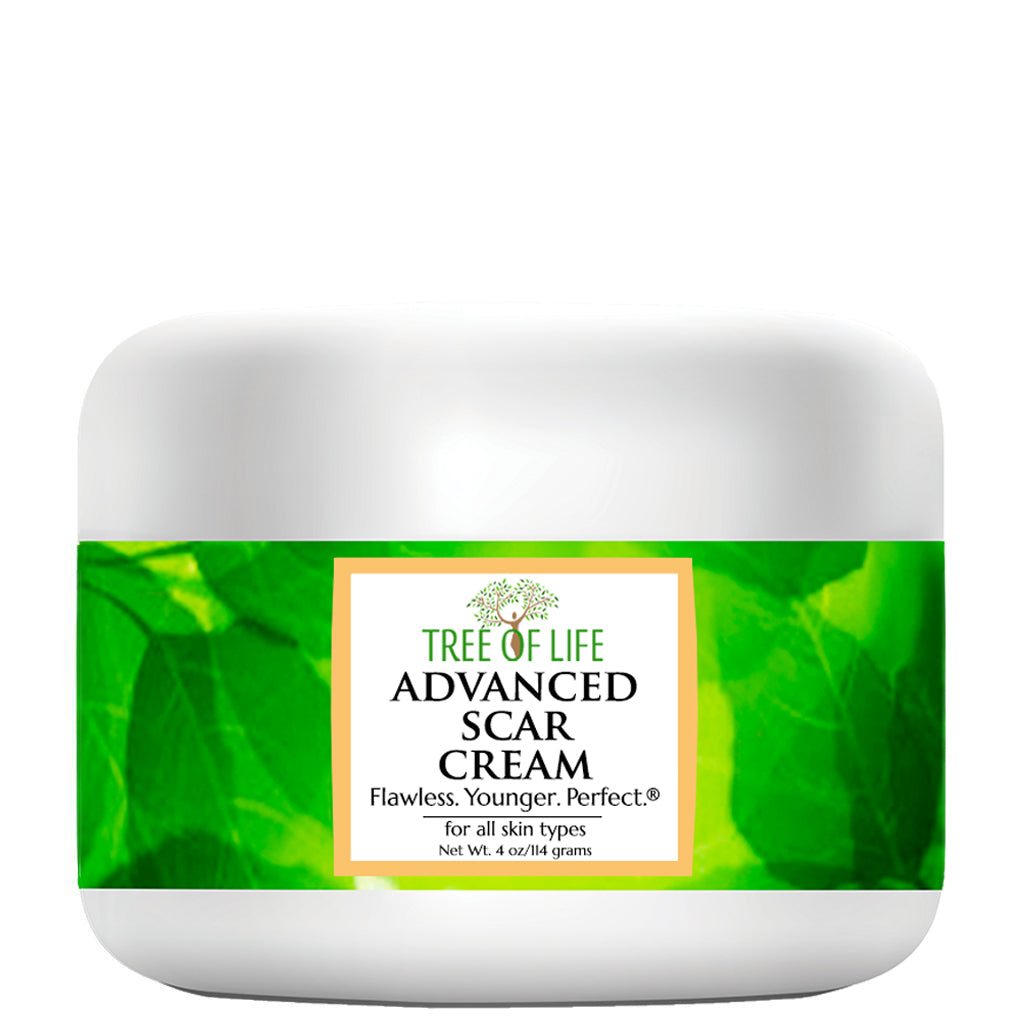 Tree of Life Beauty Scar Cream