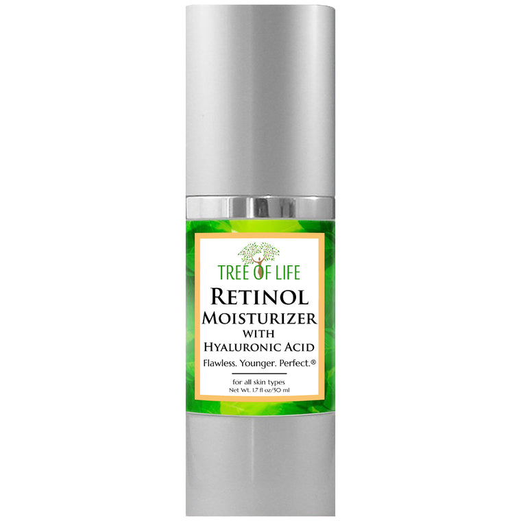 Tree of Life Beauty Retinol Moisturizer Cream