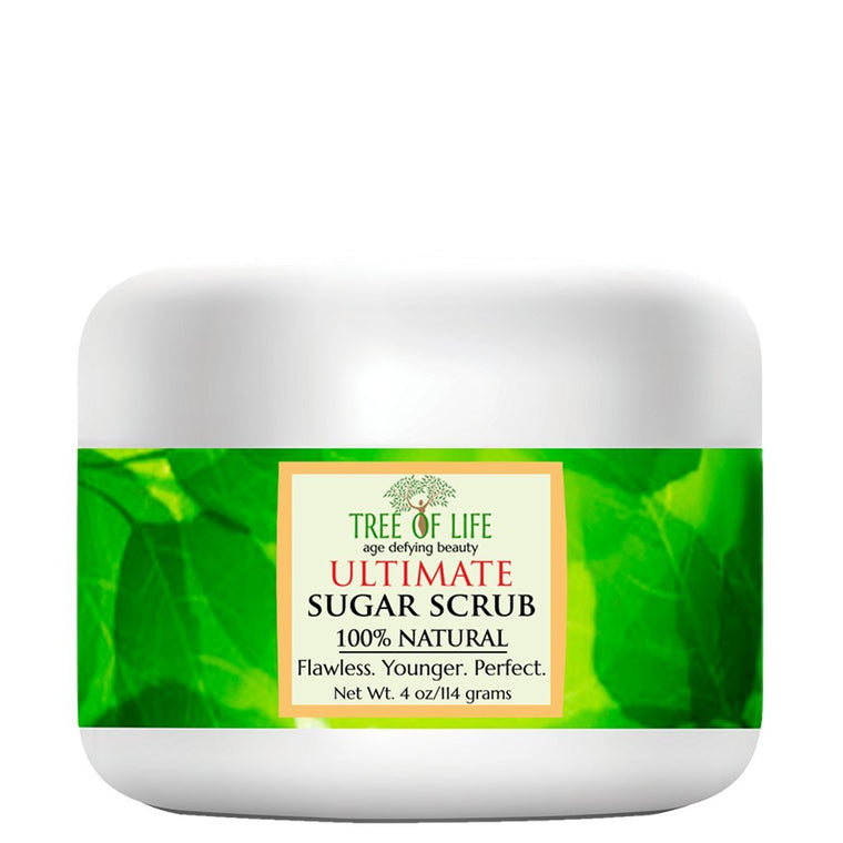 Tree of Life Beauty Ultimate Sugar Scrub
