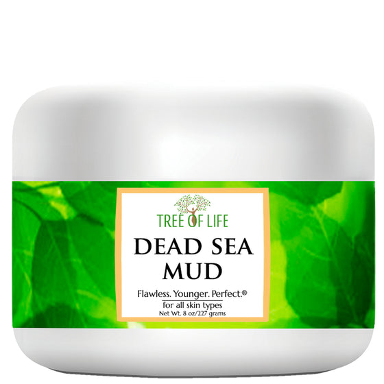 Tree of Life Beauty Dead Sea Mud
